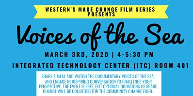 Make Change Film Series: Voices of the Sea