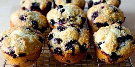 Muffins, Muffins and Muffins with Irish Coffee tickets