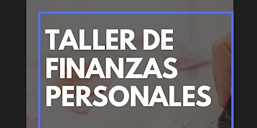 TALLER FINANZAS PERSONALES