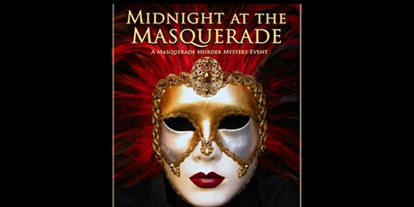 Murder Mystery Interactive Dinner Show - Midnight at the Masquerade tickets