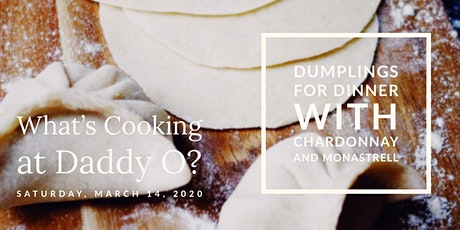 What's Cooking at DaddyO? tickets
