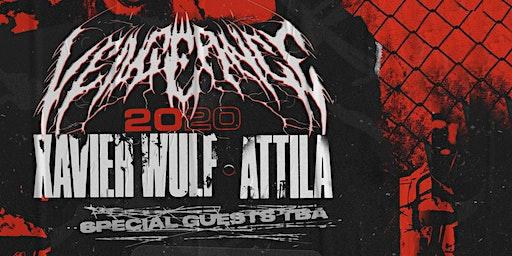 Attila and Xavier Wulf Vengenace 2020 Tour at HMAC