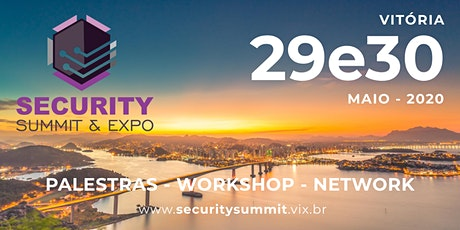 SECURITY SUMMIT & EXPO - VIX bilhetes