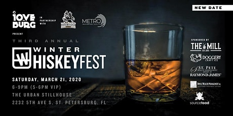 3rd Annual Winter Whiskeyfest tickets