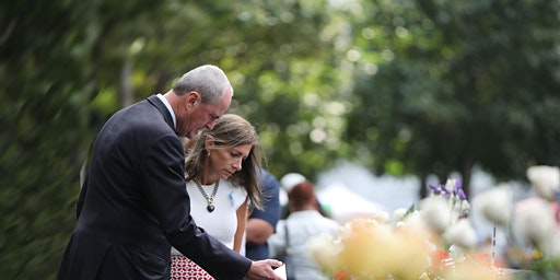 The art of public service: New Jersey Gov. Phil Murphy and First Lady Tammy Murphy