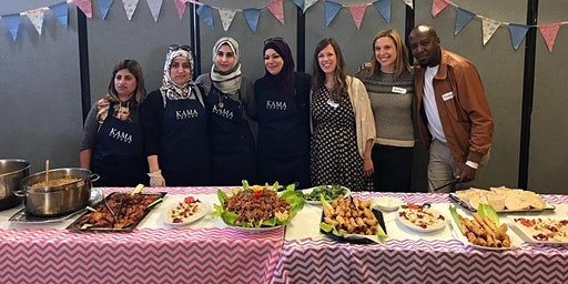 Middle Eastern cookery - St Hilda's Feminist Festival