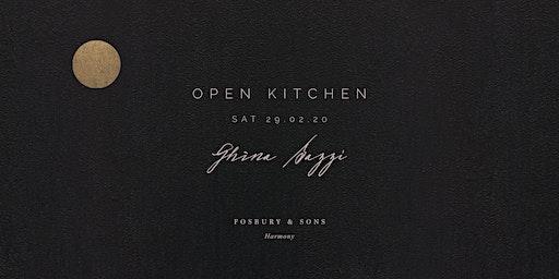 Open Kitchen - 29/02 - Ghina Bazzi