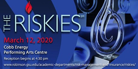 6th Annual Riskies Awards tickets