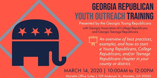 Georgia Republican Youth Outreach Training