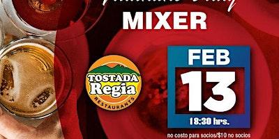 Valentine Day Mixer