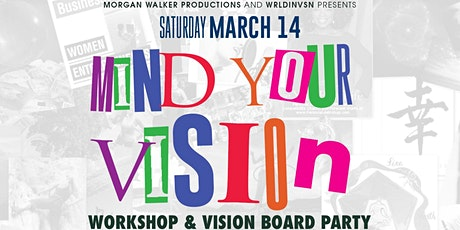 MIND YOUR VISION tickets