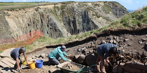 Dyfed Archaeological Trust - Archaeology Day 2020
