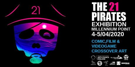The 21 Pirates Exhibition 2020 tickets