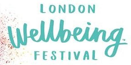 London Wellbeing Festival 2020 tickets