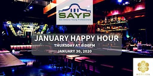 SAYP Happy Hour - Merkaba