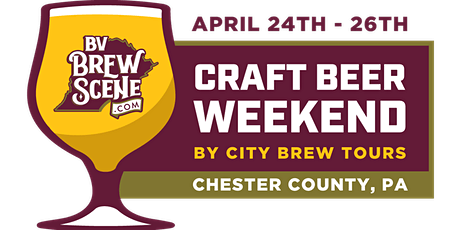BVBrewScene Craft Beer Weekend tickets
