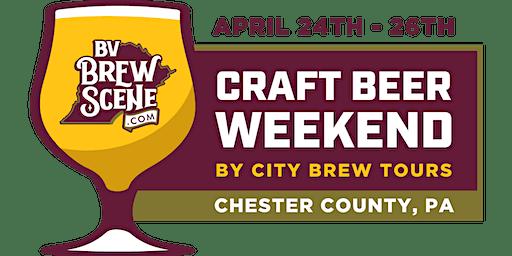 BVBrewScene Craft Beer Weekend
