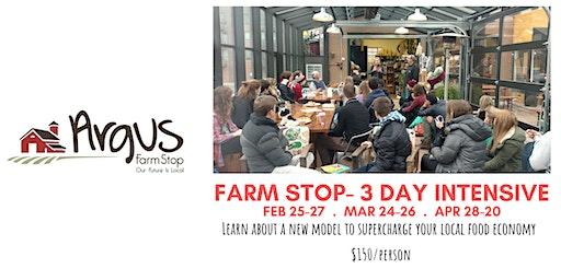 Farm Stop Model- Three Day Intensive Training
