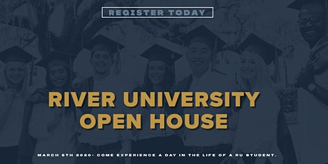 River University Open House 2020  tickets