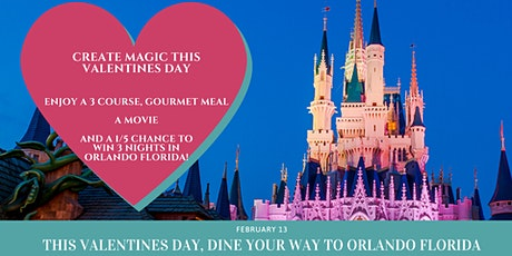 Global RetEATs - VDay Special tickets