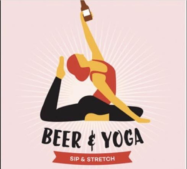 Sip and Stretch image