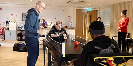 Thursday Drop-In: Adapted Ping Pong tickets
