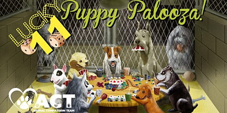 Puppy Palooza  Lucky 11, Viva Paws Vegas tickets