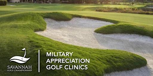 Savannah Golf Championship Military Appreciation Golf Clinics