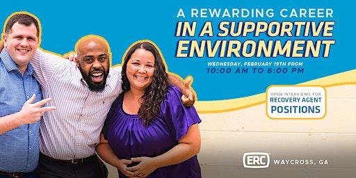 ERC Waycross Open Interview February