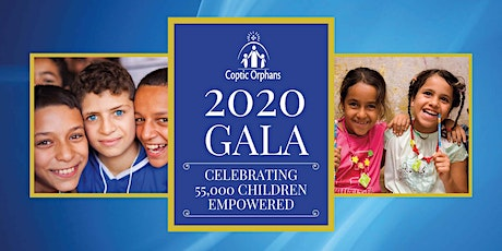Coptic Orphans 2020 Gala tickets