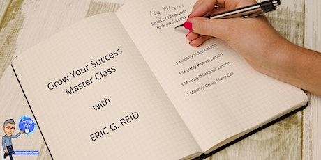 Success Life Series Master Class with Eric G. Reid tickets
