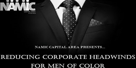 Reducing Corporate Headwinds for Men of Color tickets