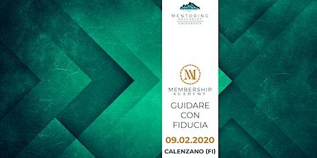 Membership Academy - Guidare con Fiducia tickets