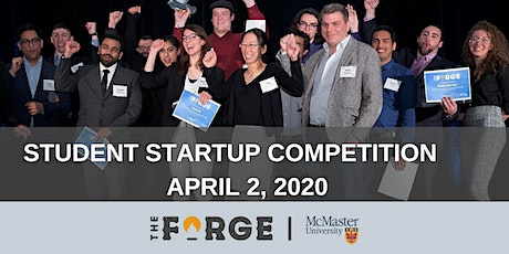 The Forge Student Startup Competition 2019  tickets