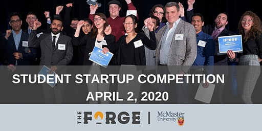 The Forge Student Startup Competition 2019