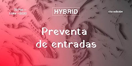 HYBRID Art Fair entradas