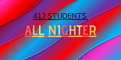 2020 412 Youth All Nighter