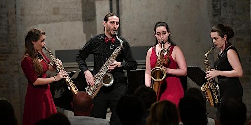 Mestizo Saxophone Quartet