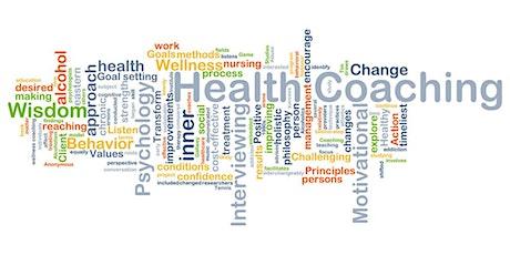 Health Coach Training - March tickets