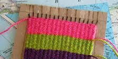 Family Workshop: Loom Weaving tickets
