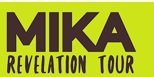 Mika. Revelation Tour - Coliseum A Coruña