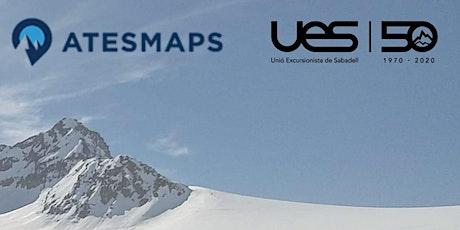 Conferència-Taller sobre cartografia ATES i Atesmaps entradas