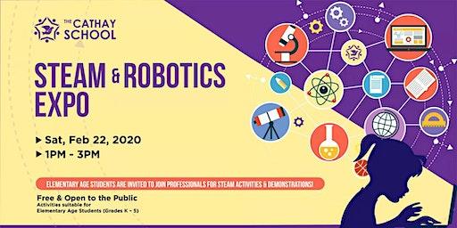 Cathay STEAM & Robotics Expo