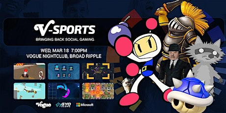 V Sports - Social Gaming Series tickets