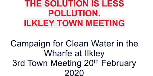 3rd Ilkley Town Meeting