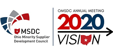 2020 OMSDC Supplier Diversity Exchange & Annual Meeting tickets