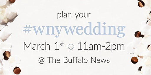 Plan your WNY Wedding