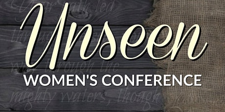 Unseen Women's Conference tickets