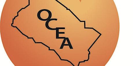 OCEA March 18, 2020 General Membership Meeting tickets