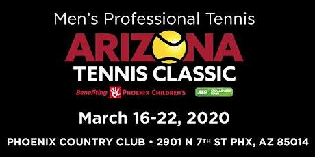 2020 Arizona Tennis Classic tickets